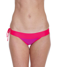 La Lancha Coral/Magenta Bottom