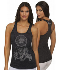 Dreamcatcher Burnout Razor Tank