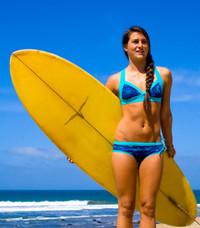 Reversible Corinne Bikini Top