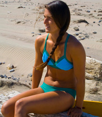 Reversible Brazil 2 Bikini Top