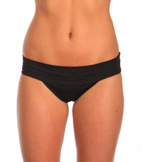 Tavarua Black Chevron Bottom