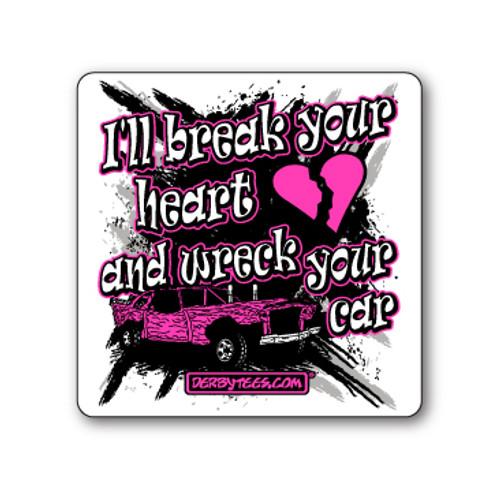 Heartbreaker Sticker