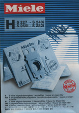 Miele H dustbags
