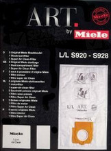 Miele L/L Dust bags