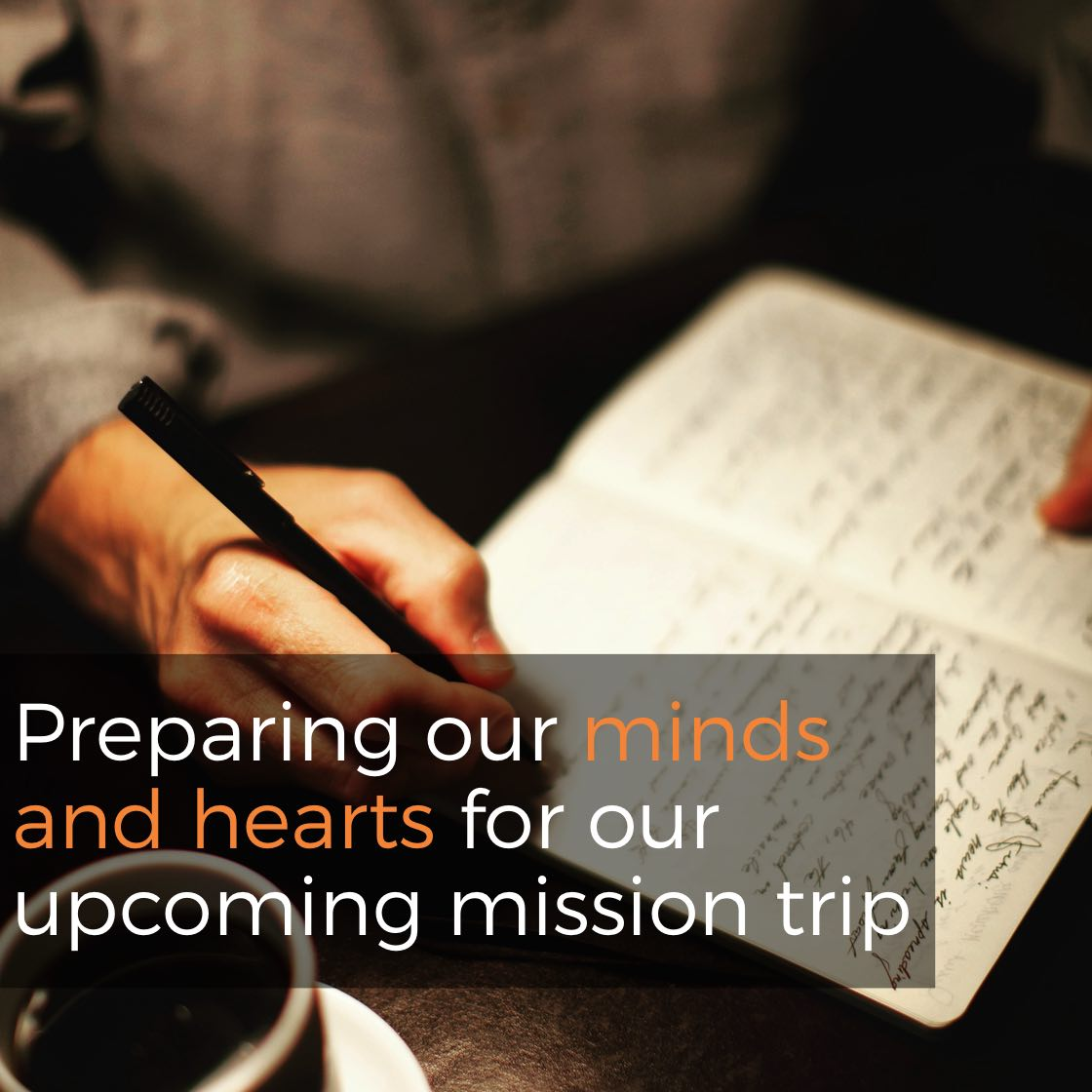 Episode 30: Preparing our minds and hearts for our upcoming mission trip