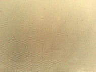 NATURAL COTTON CANVAS FABRIC 220CM PER METRE