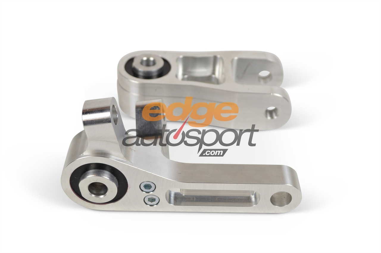 Boomba racing torque damper rear motor mount silver ford for Ford focus st rear motor mount