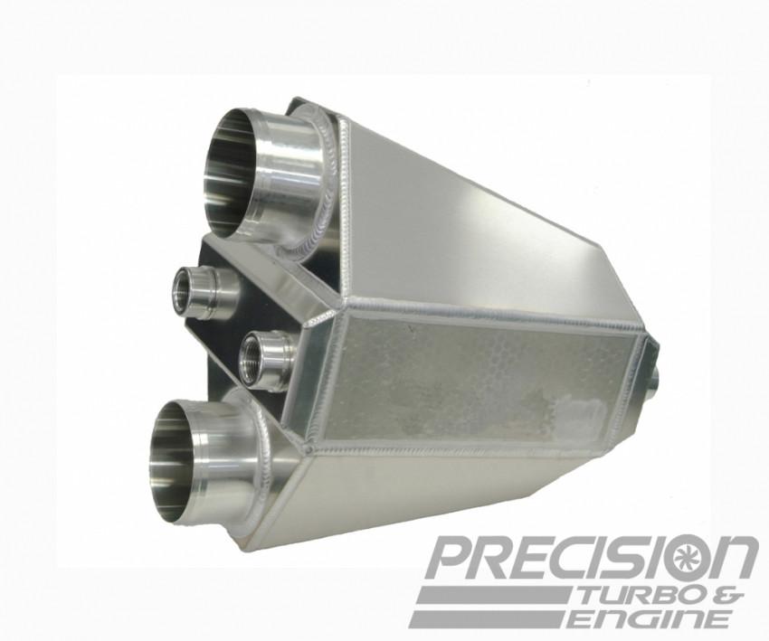 Precision Turbo Cummins: Precision Intercoolers Bringing In Some Variety