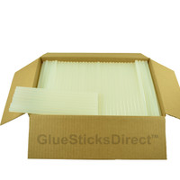 "Black Light Glue Stick  7/16""  X 10"" 25 lbs bulk"