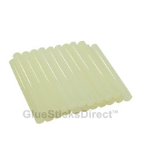 "Wholesale® Hot Melt Glue Sticks 7/16"" X 4"" 20 count"