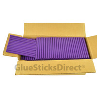 "Purple Colored Glue Stick mini X 4"" 5 lbs"