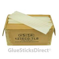 """Economy®  Glue Sticks 7/16"""" X 10"""" - 7 lbs Bulk"""
