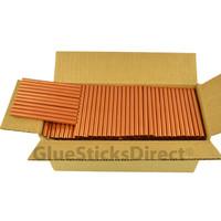 "Copper Metallic Colored Glue Stick mini X 4"" 5 lbs"