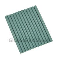 "Country Blue Faux Wax Colored Glue Sticks mini X 4"" 12 sticks"