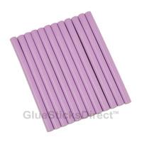 """Lavender Colored Glue Sticks mini X 4"""" 12 sticks"""