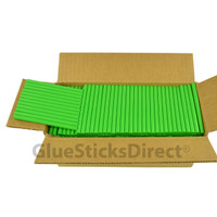 "Mint Green  Colored Glue Stick mini X 4"" 5 lbs"