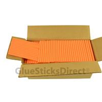 """Peach  Colored Glue Stick mini X 4"""" 5 lbs"""