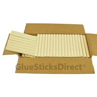 "Ivory Colored Glue Sticks 7/16"" X 4"" 5 lbs"