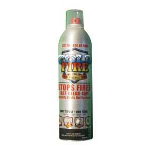 13.5oz Cold Fire Spray Can Extinguisher