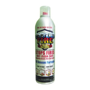 13.5oz All Season Cold Fire Spray Can Extinguisher
