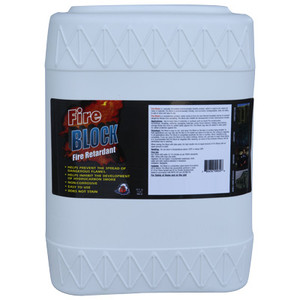 Fire Block - Fire Retardant  - 5 Gallon