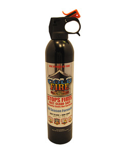 20 oz Cold Fire All Season Extinguisher - Finger Loop