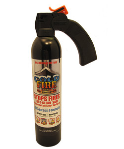 20oz Cold Fire All Season Extinguisher-Pistol Grip