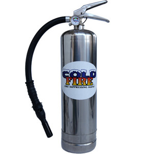 4 Liter Cold Fire Extinguisher