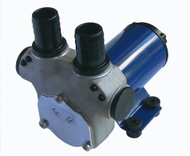 24 Volt DC Vane pump 12 GPM for diesel fuel or water transfer