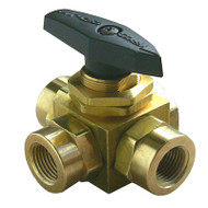 Diesel Fuel Valve, 3 Port, HD