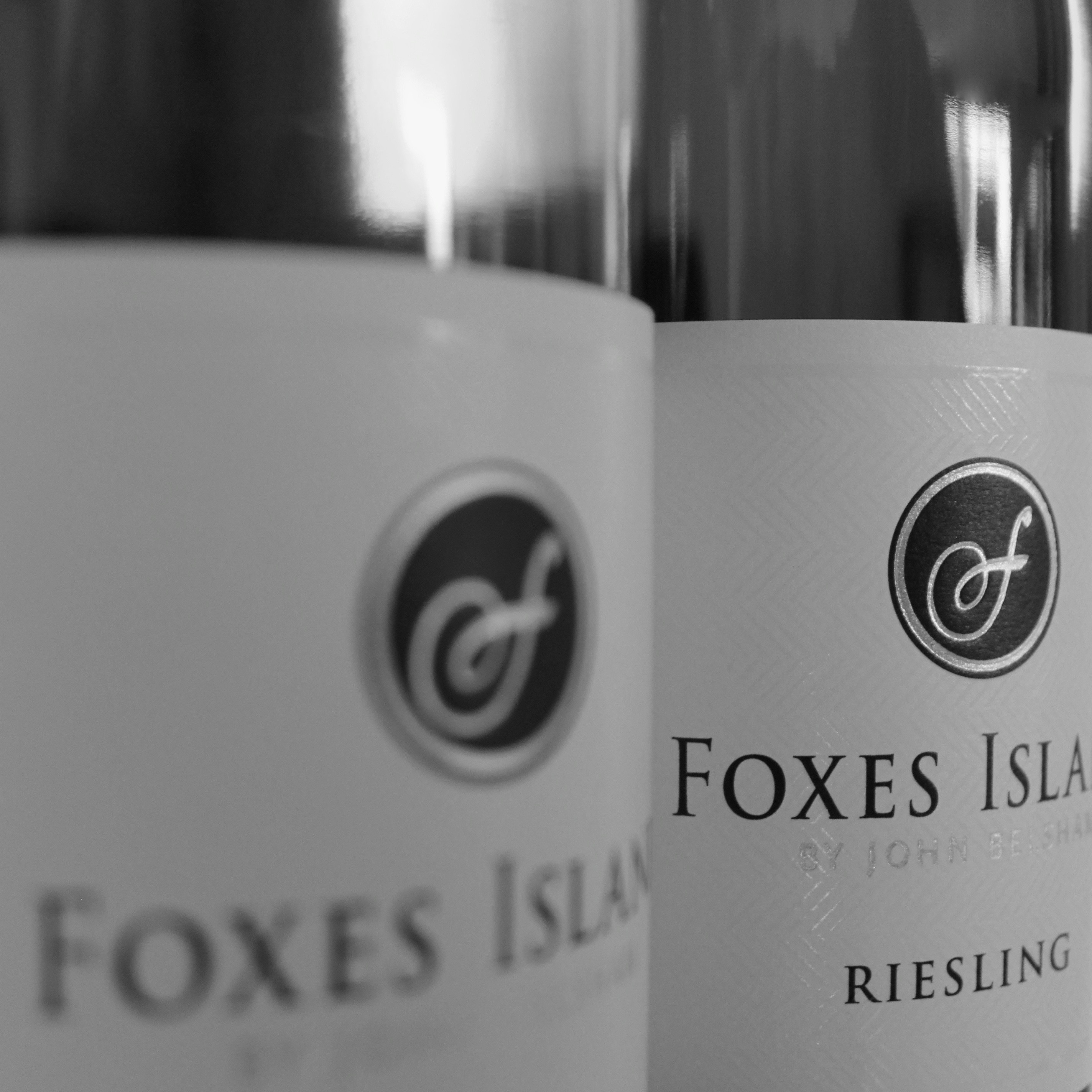 Foxes Island Riesling, Belsham Awatere Estate