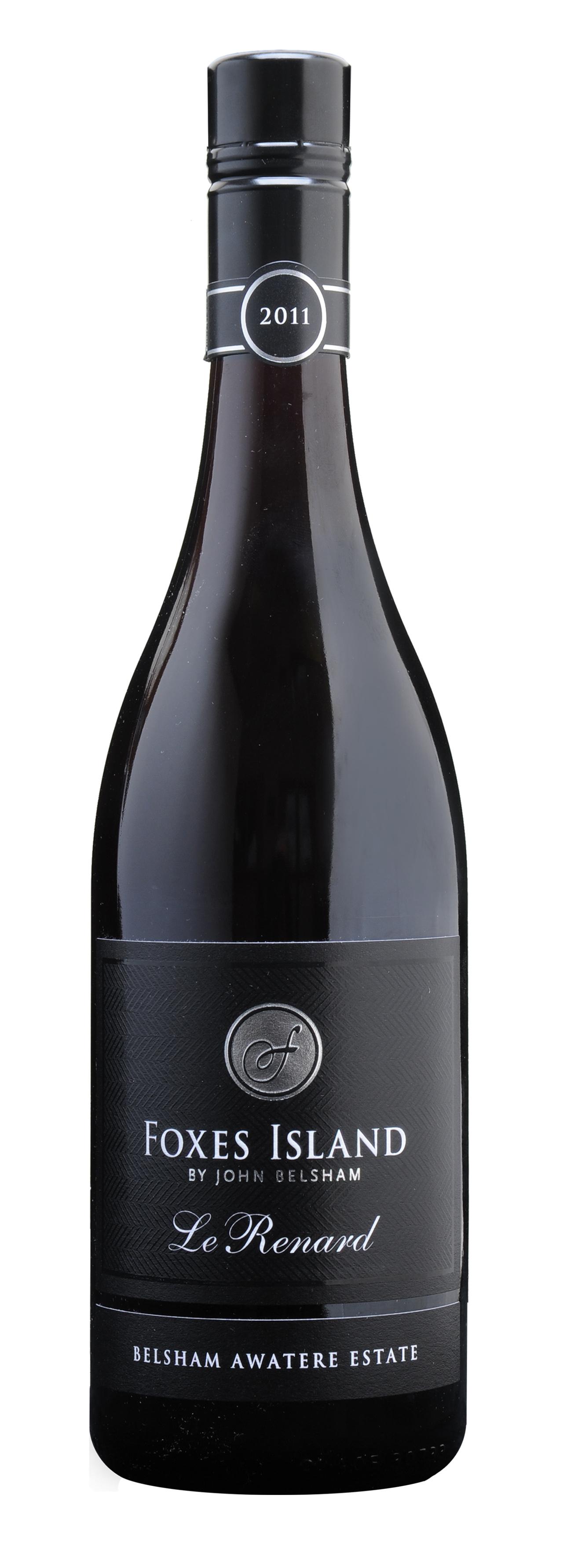 Foxes Island Icon Le Renard Pinot Noir 2011