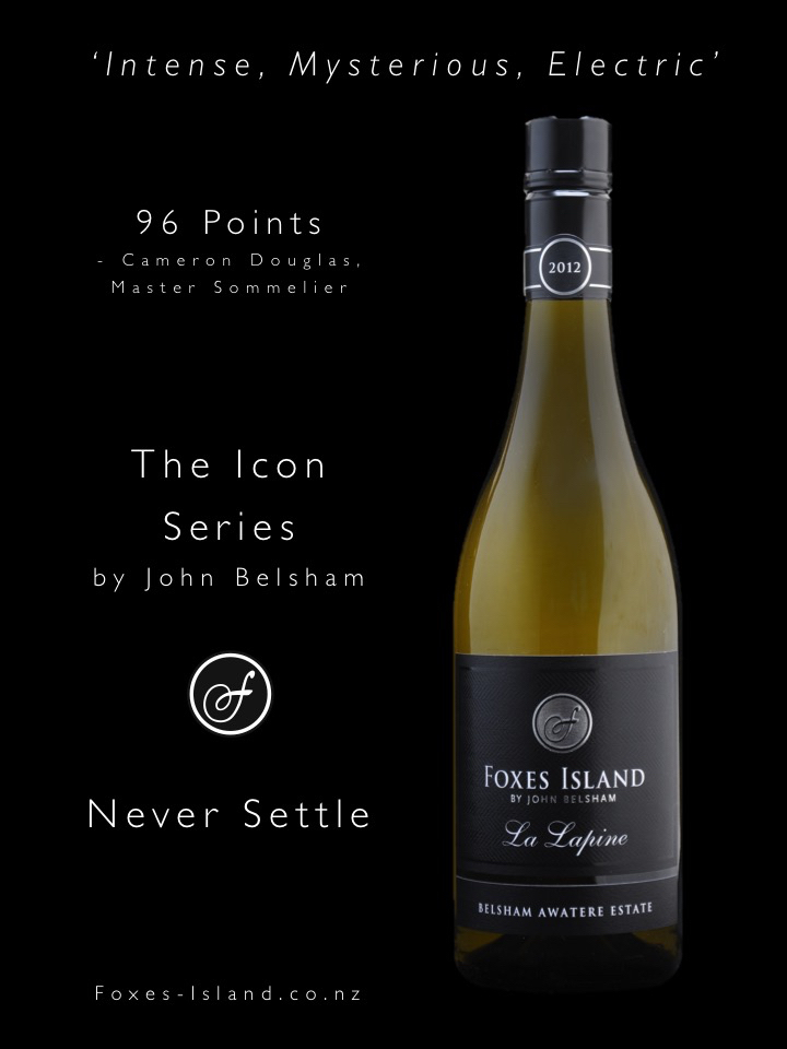 Foxes Island Wines Icon Series La Lapine