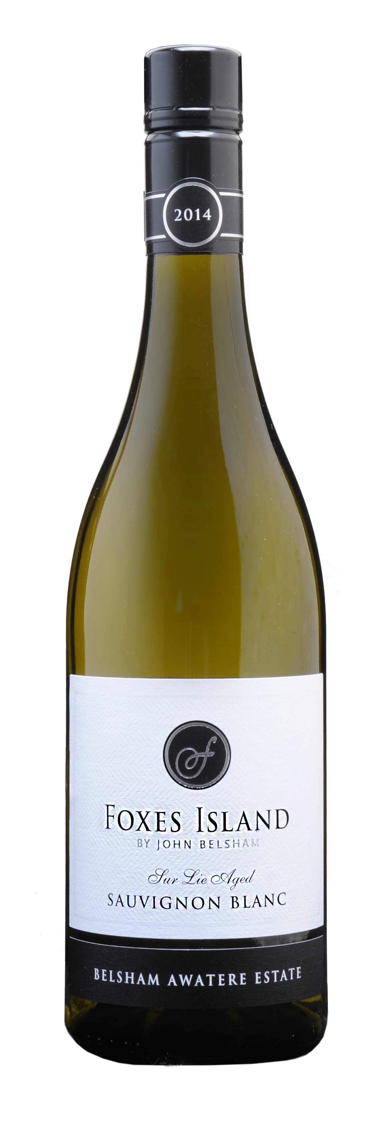 Foxes Island Sur Lie Aged Sauvignon Blanc 2014
