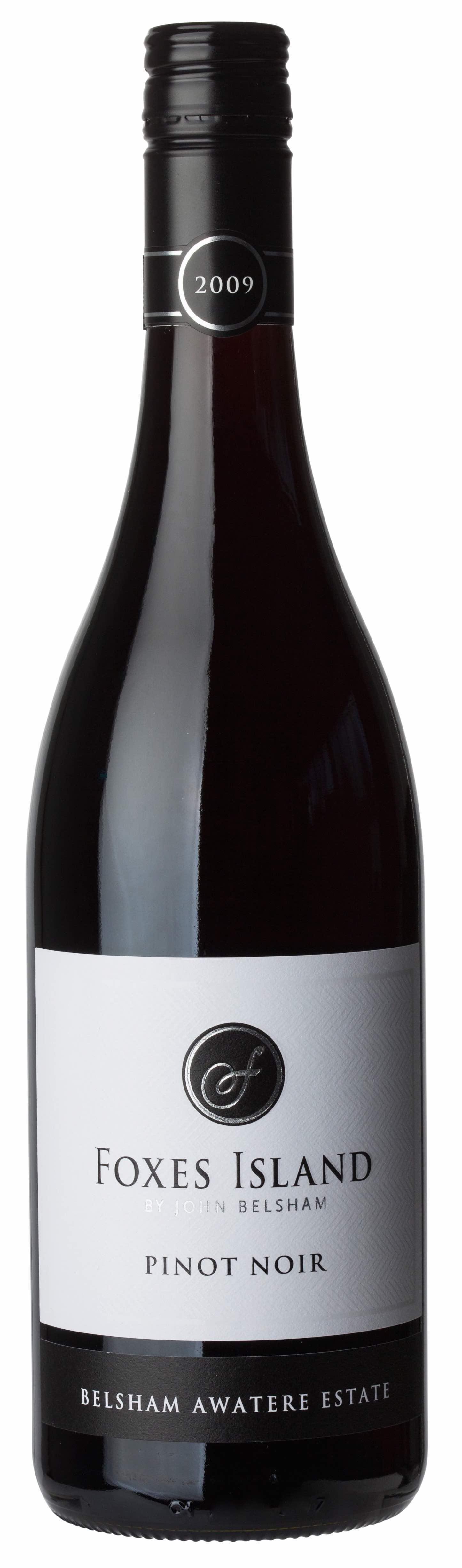 Foxes Island Pinot Noir 2009