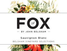 FOX Sauvignon Blanc by John Belsham