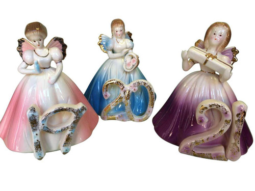 Josef Originals Dolls - Years 19 through 21 Gift Set --Year 19  --Year 20 --Year 21