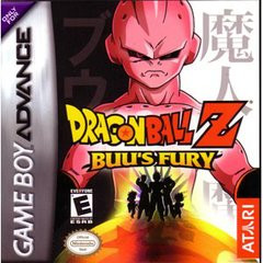 *USED* DRAGON BALL Z BUUS FURY [E] (#742725256309)