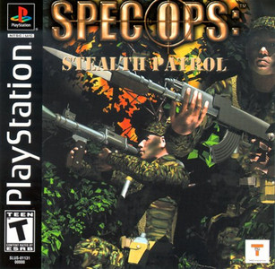 *USED* SPEC OPS STEALTH PATROL [T] (#710425230363)