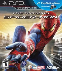 *USED* AMAZING SPIDERMAN [T]