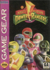 *USED* Mighty Morphin Power Rangers