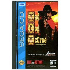 *USED* Mad Dog McCree