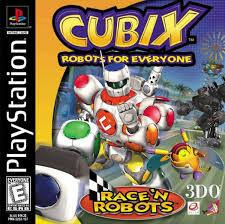 *USED* CUBIX ROBOTS FOR EVERYONE [E]