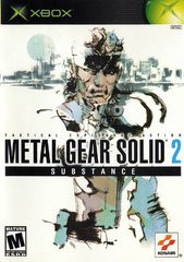*USED* METAL GEAR SOLID 2 SUBSTANCE [M]