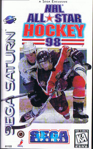 *USED* NHL All Star Hockey 98