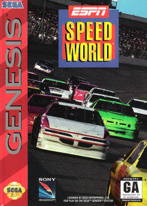*USED* ESPN SPEEDWORLD