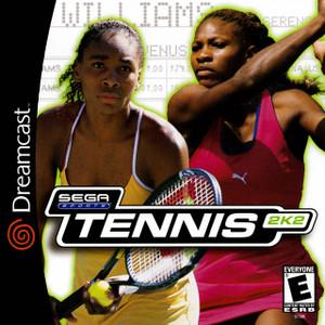 *USED* Tennis 2K2