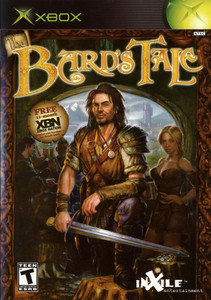 *USED* BARDS TALE [T]