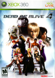 *USED* DEAD OR ALIVE 4 [M]