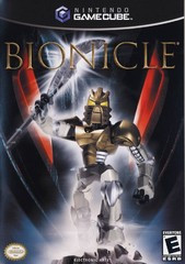 *USED* BIONICLE THE GAME [E] (#014633146820)
